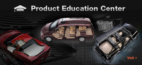 WeatherTech Product Education Cente