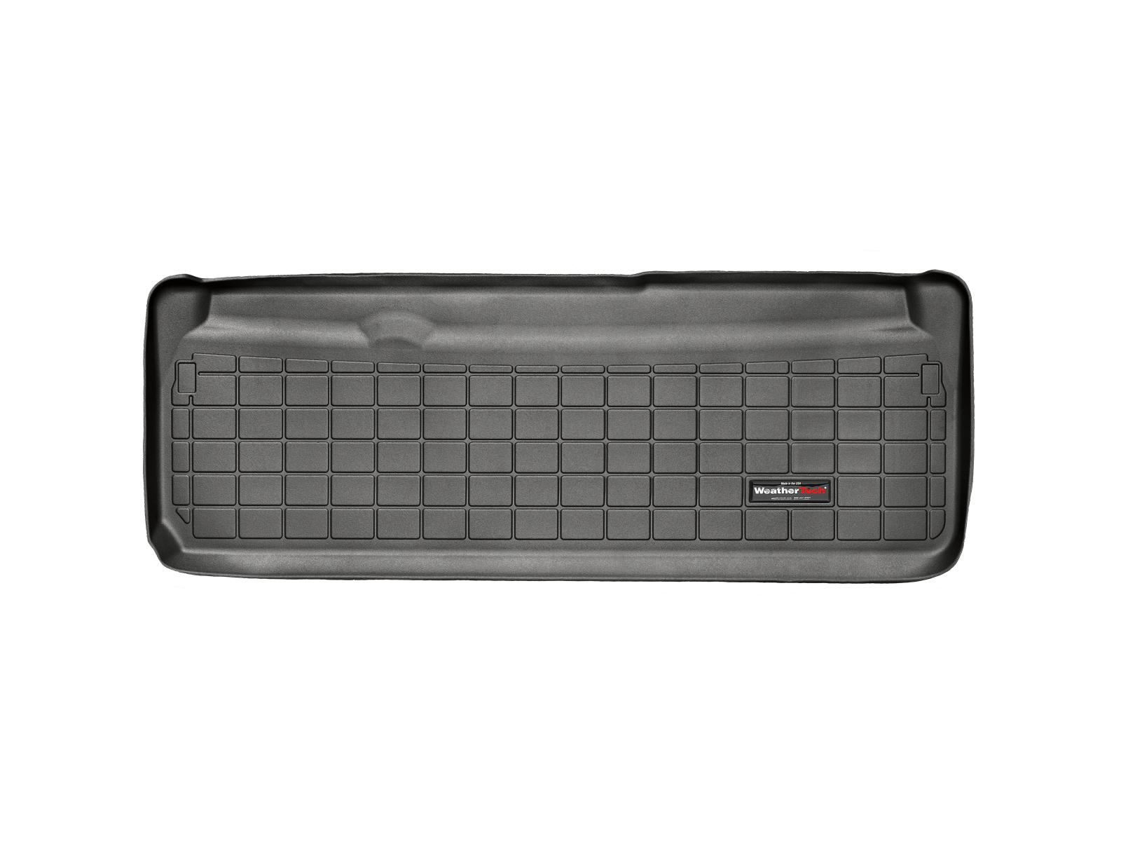 Toyota Sienna 2010>2017 Vasca baule tappeto bagagliaio grigio *1302