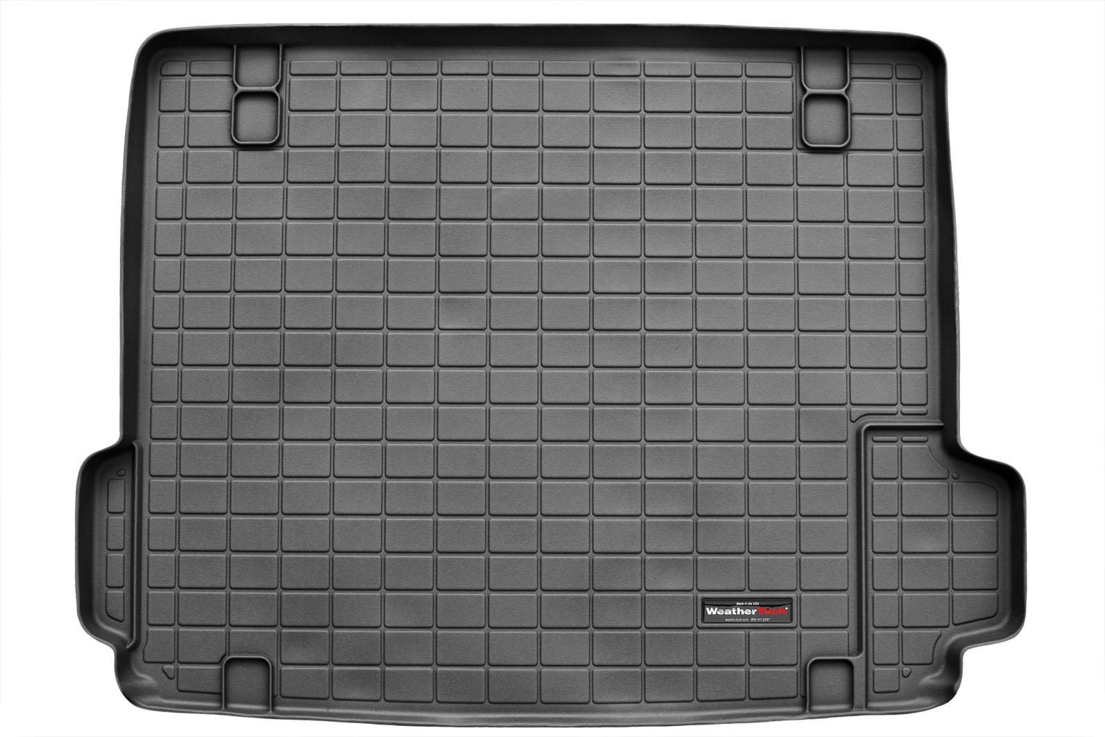 BMW X3 2011>2017 Vasca proteggi baule bagagliaio grigio *231*