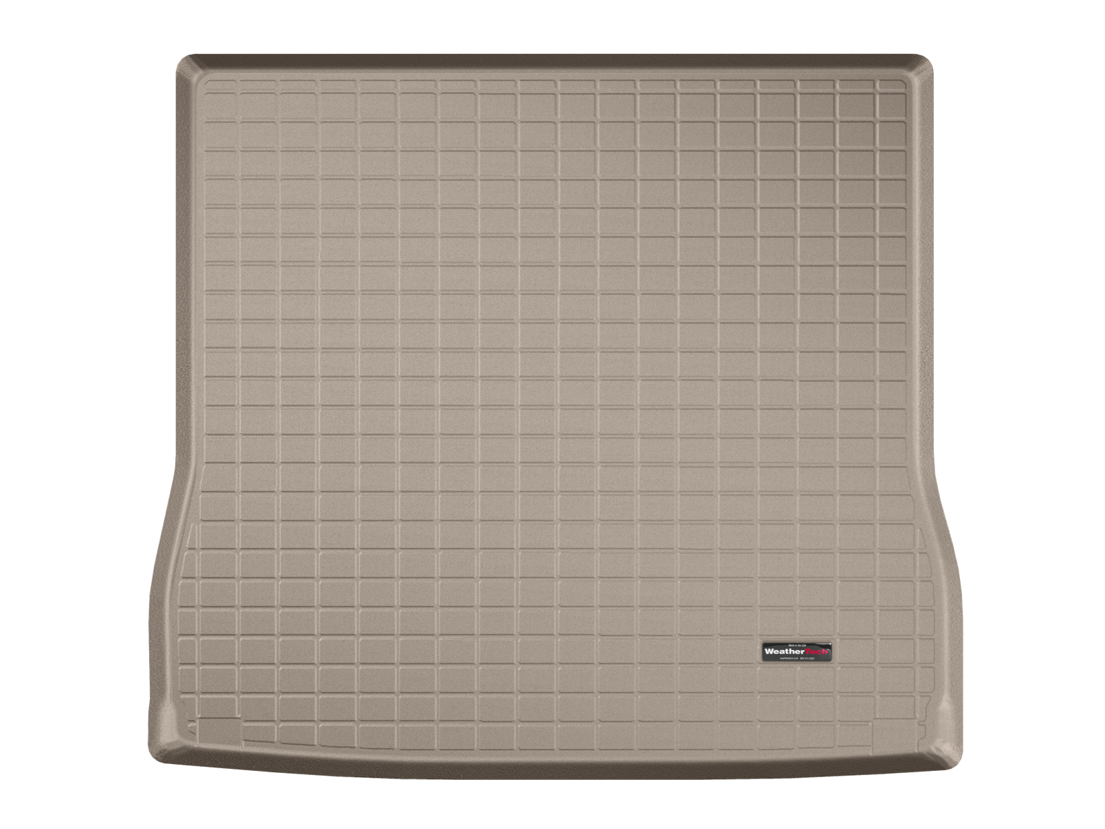 Toyota Sequoia 2008>2017 Vasca baule tappeto bagagliaio grigio *1299
