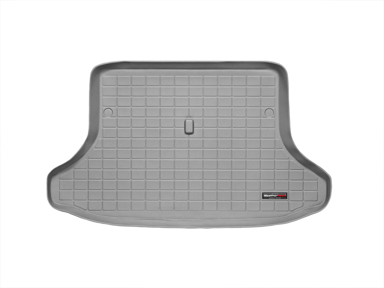 Toyota RAV4 2014>2017 Vasca baule tappeto bagagliaio grigio *1294