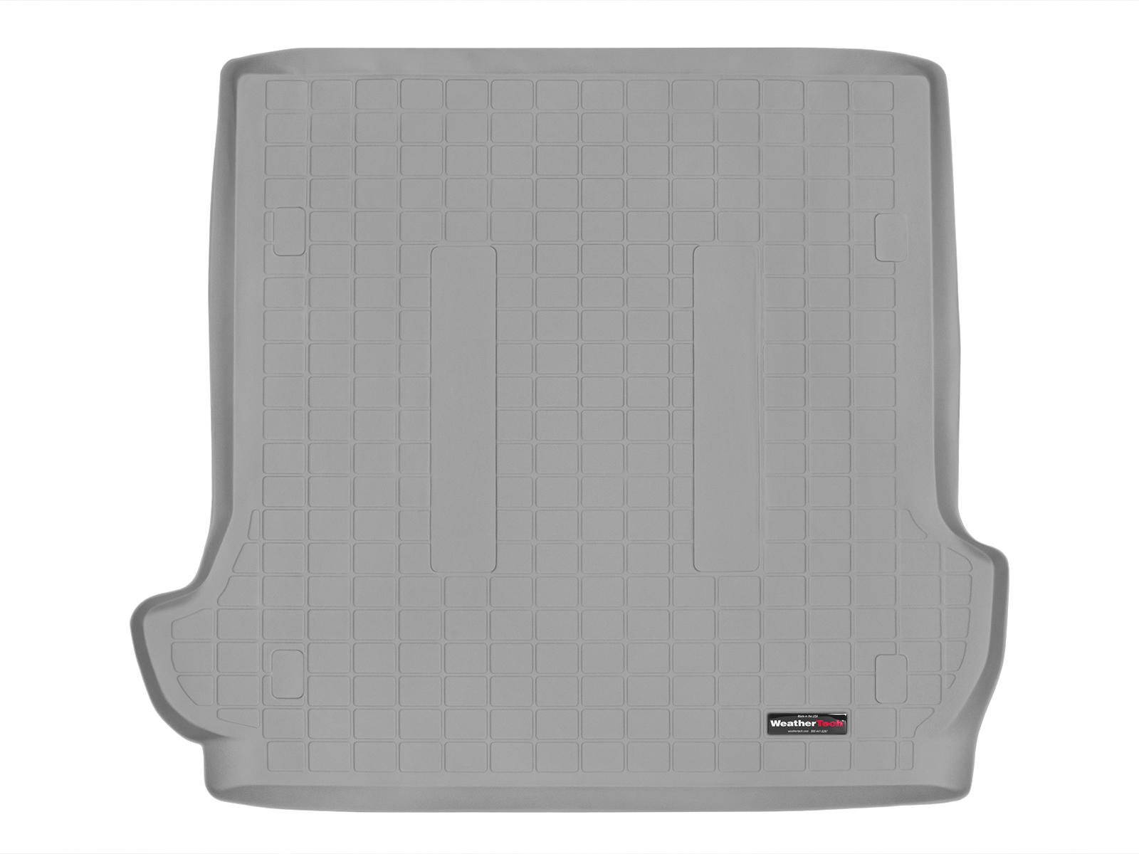 Toyota Land Cruiser 150 2010>2017 Vasca baule tappeto bagagliaio grigio *1240