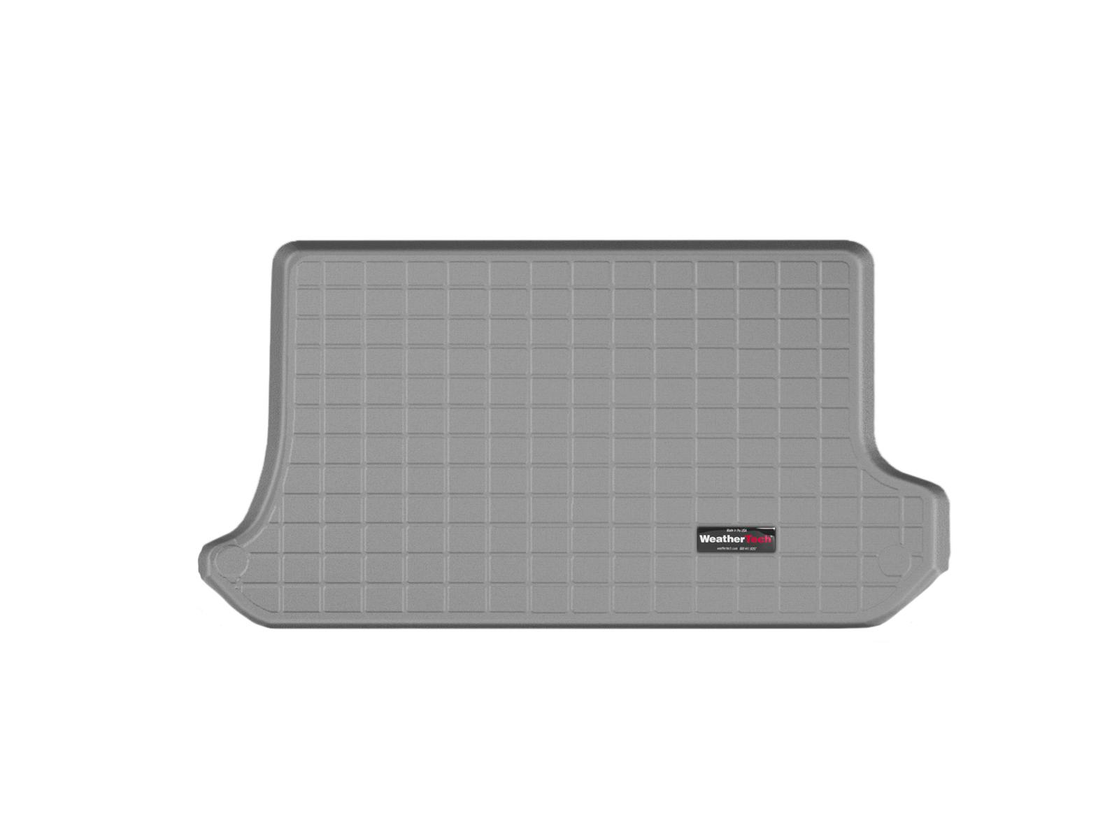 Toyota Land Cruiser 150 2010>2017 Vasca baule tappeto bagagliaio marrone *1241