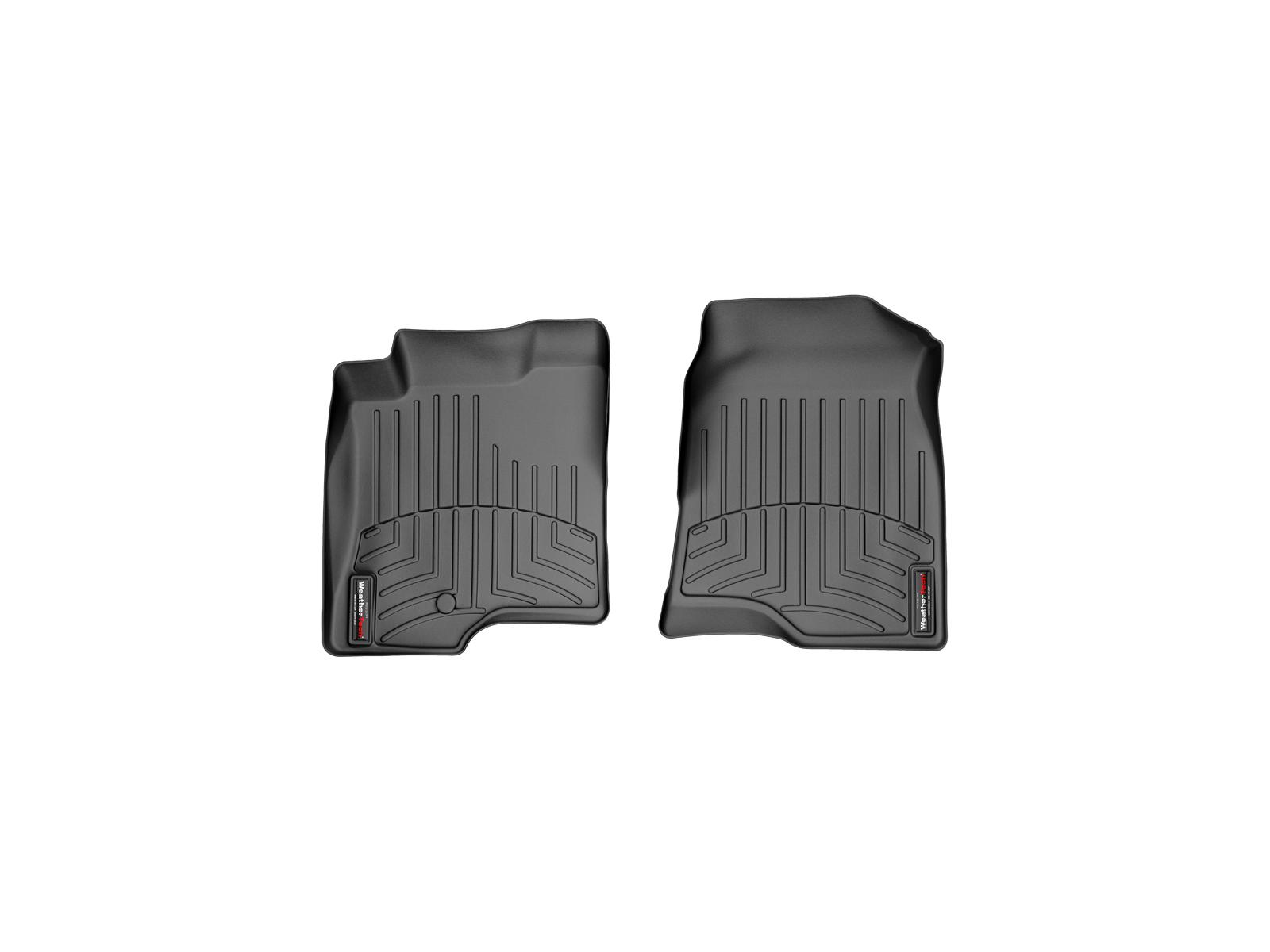 Tappeti gomma su misura bordo alto Opel Antara 06>14 Nero A2949