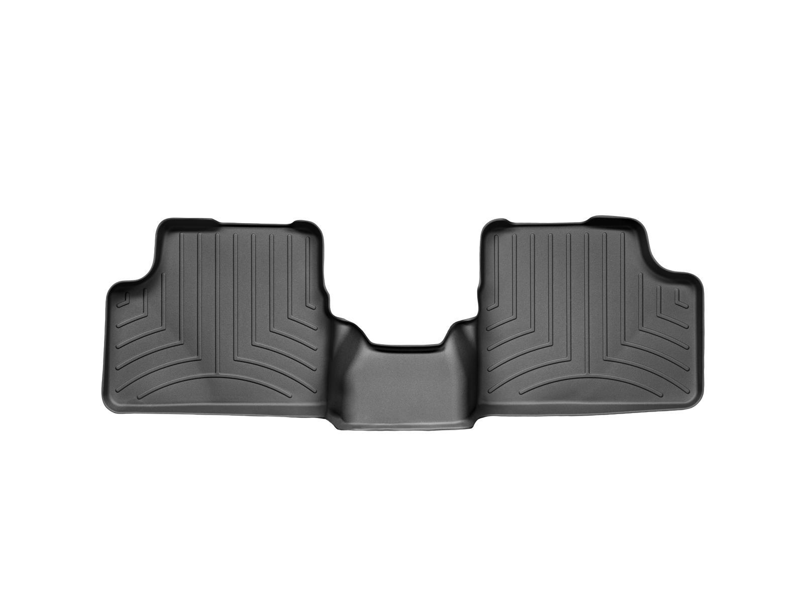 Tappeti gomma su misura bordo alto Opel Astra 04>08 Nero A2957