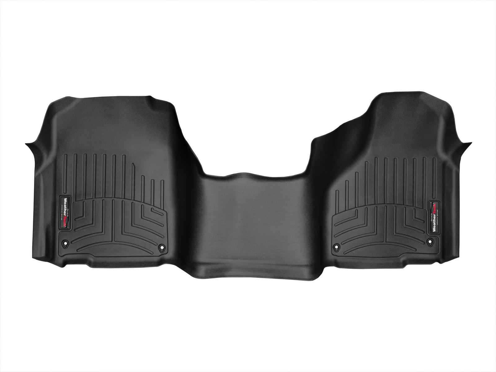 Tappeti gomma su misura bordo alto RAM Ram 1500 12>12 Nero A3190