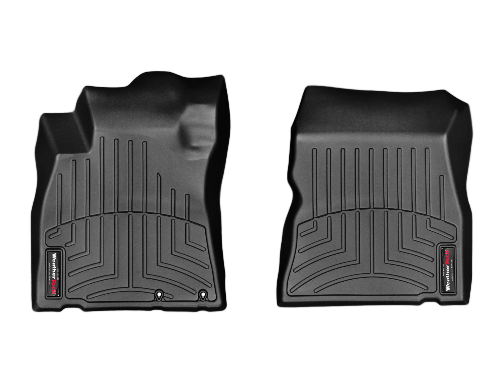 Tappeti gomma su misura bordo alto Nissan Note 14>17 Nero A2905