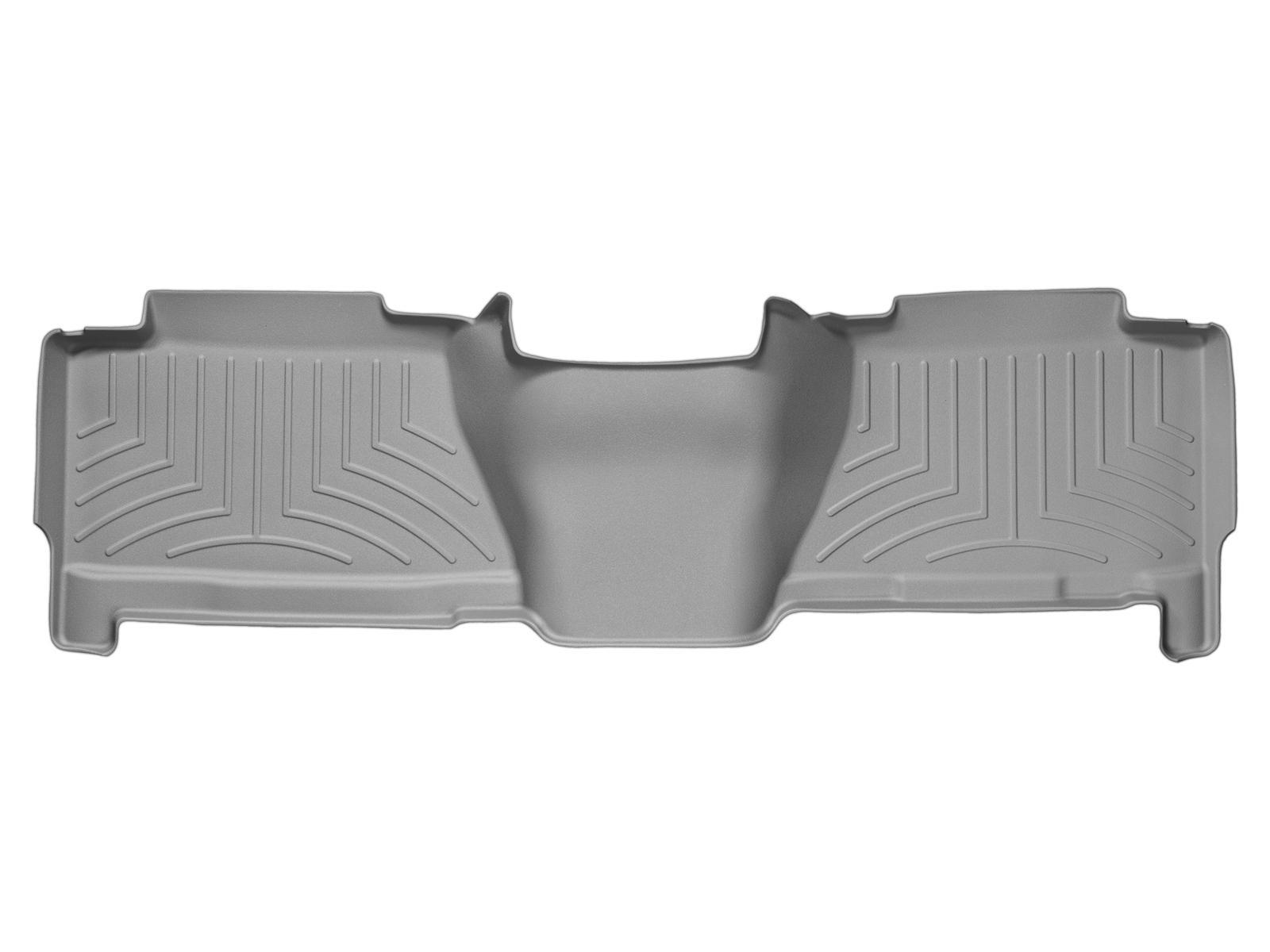 Tappeti gomma su misura bordo alto Chevrolet Silverado 07>07 Grigio A161