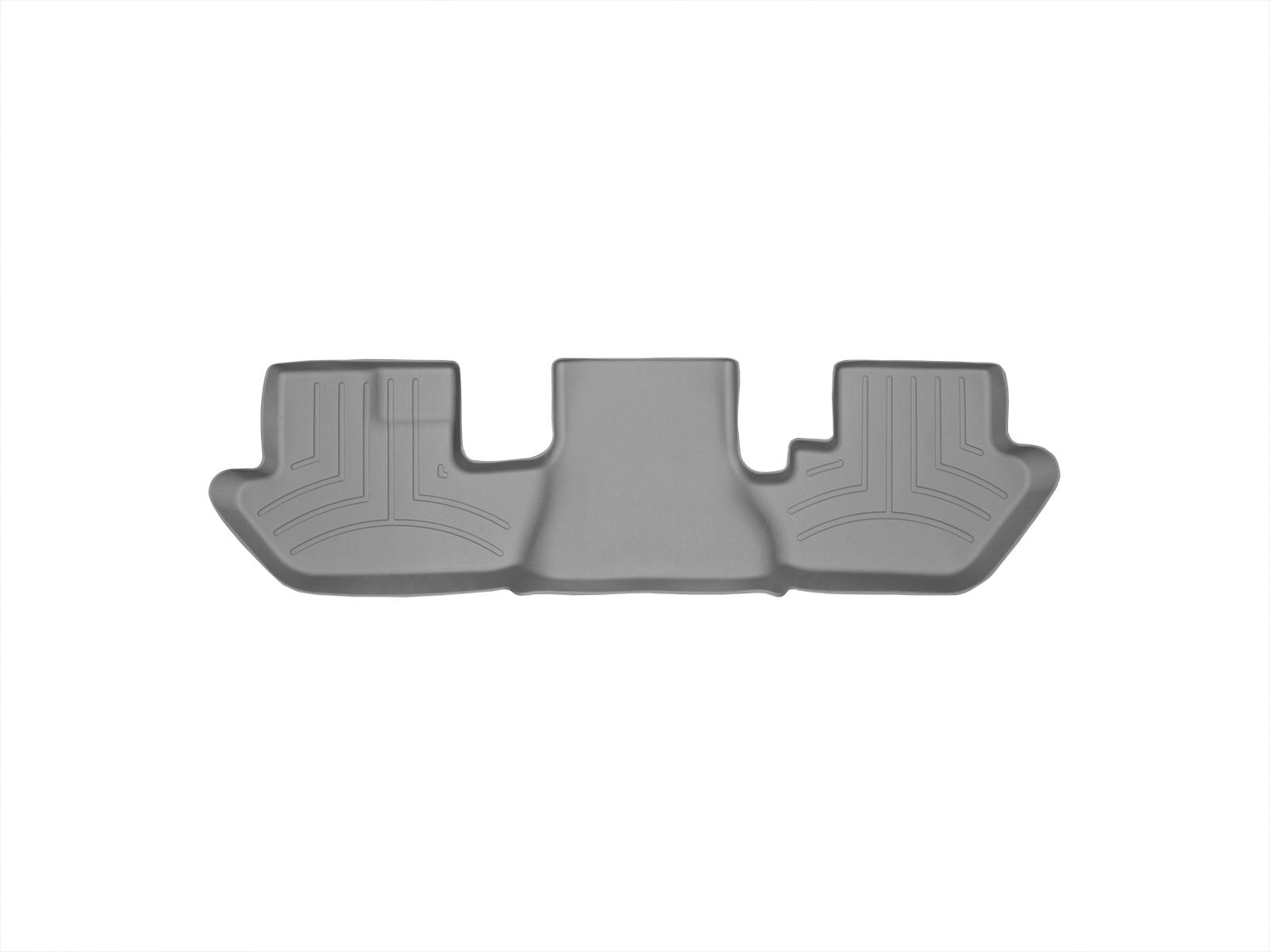 Tappeti gomma su misura bordo alto Chevrolet Suburban 00>06 Grigio A211