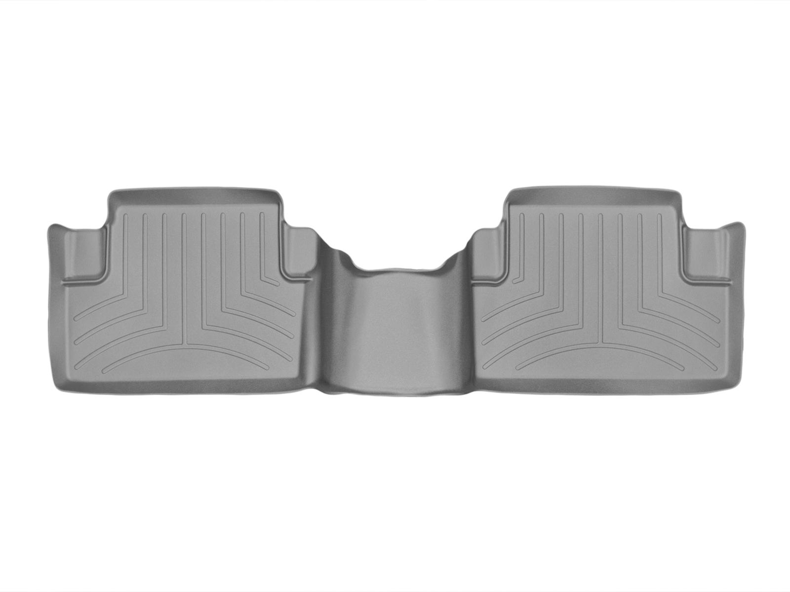 Tappeti gomma su misura bordo alto Nissan Qashqai 07>13 Grigio A2914