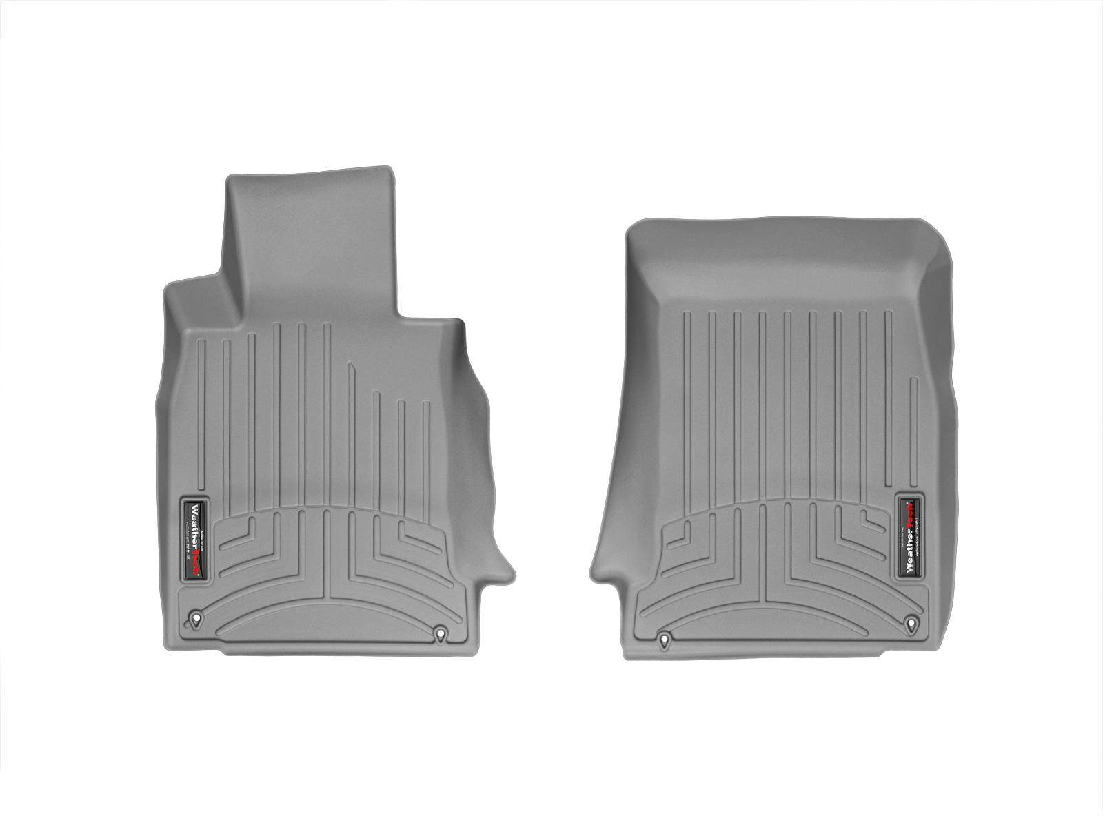 BMW M5 (E39) 00>03 Tappeti gomma su misura bordo alto grigio