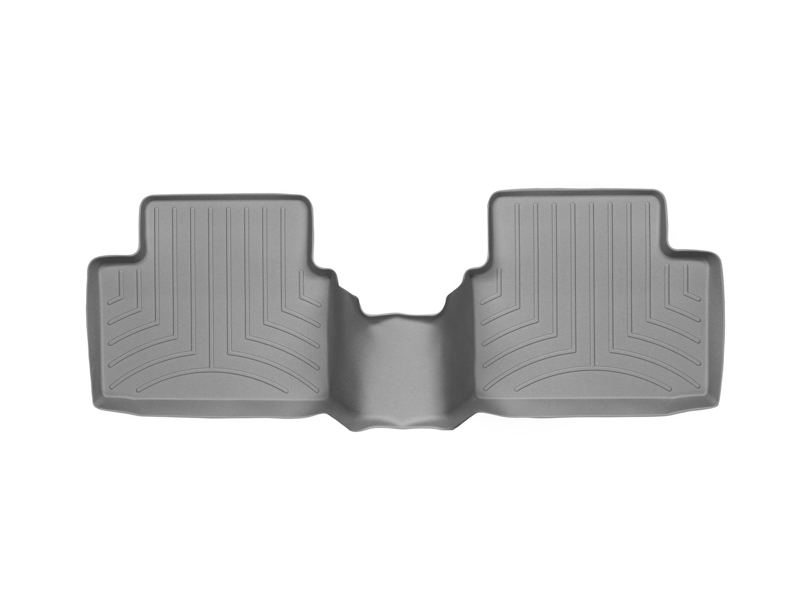 Tappeti gomma su misura bordo alto Chevrolet Malibu 13>15 Grigio A143