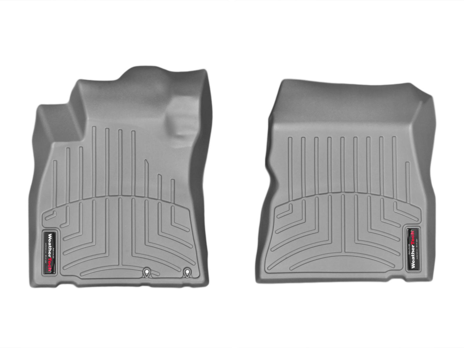 Tappeti gomma su misura bordo alto Nissan Note 14>17 Grigio A2901