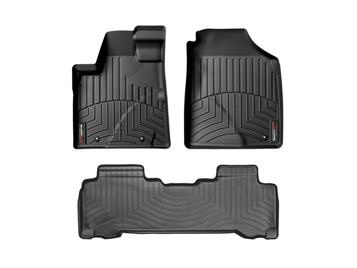 08P17-TZ5-210A | Acura All Season Floor Mats (MDX) - Bernardi Parts