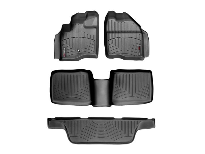 2005 Ford Freestyle | Floor Mats - Laser measured floor mats for a perfect fit | WeatherTech.com  sc 1 st  WeatherTech & 2005 Ford Freestyle | Floor Mats - Laser measured floor mats for a ... markmcfarlin.com