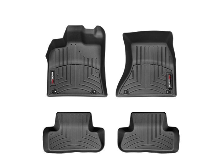 Audi Q Floor Mats Laser Measured Floor Mats For A - Audi 90 car mats