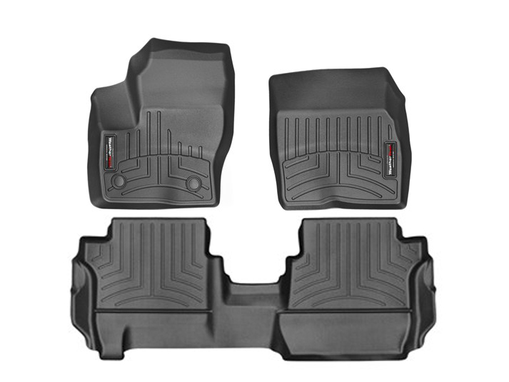 2014 Ford C-Max | Floor Mats - Laser measured floor mats for a perfect fit | WeatherTech.com  sc 1 st  WeatherTech & 2014 Ford C-Max | Floor Mats - Laser measured floor mats for a ... markmcfarlin.com