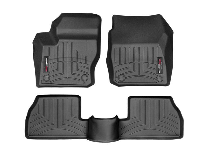 2015 Ford Focus | Floor Mats - Laser measured floor mats for a perfect fit | WeatherTech.com  sc 1 st  WeatherTech & 2015 Ford Focus | Floor Mats - Laser measured floor mats for a ... markmcfarlin.com