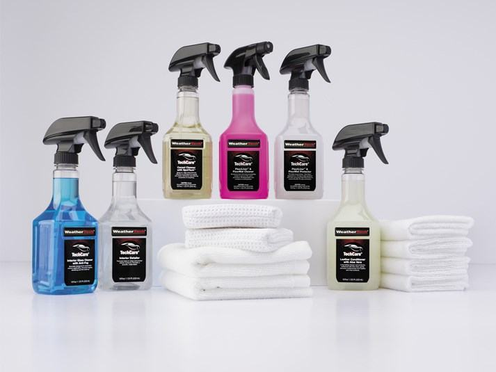Auto Detailing Cleaning Supplies WeatherTech - Audi car cleaning kit