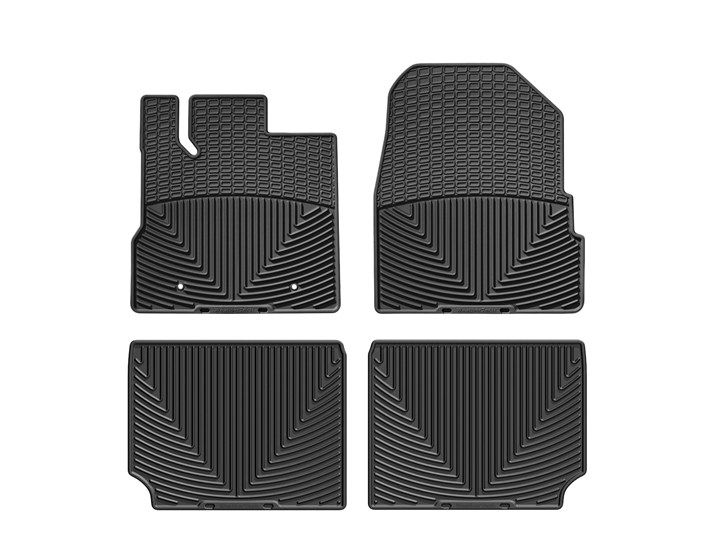 2012 chevrolet equinox | all-weather car mats - all season