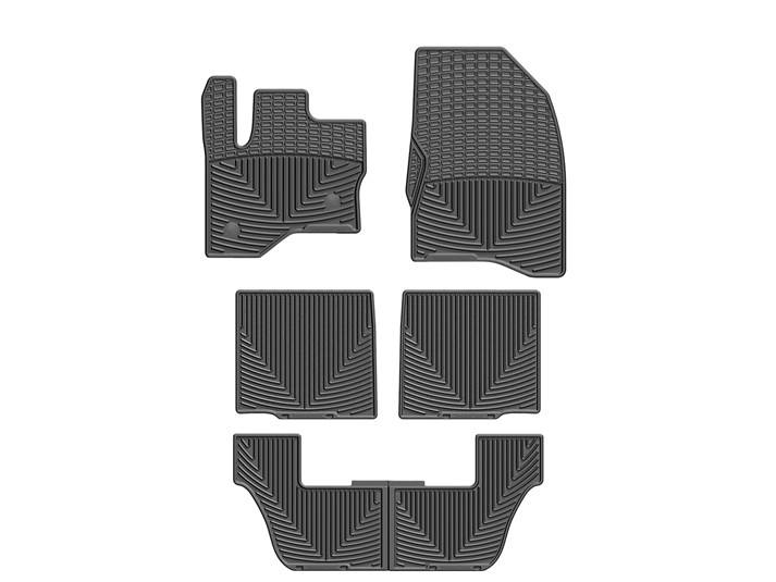 2012 Ford Flex | All-Weather Car Mats - All Season flexible rubber floor mats | WeatherTech.com  sc 1 st  WeatherTech & 2012 Ford Flex | All-Weather Car Mats - All Season flexible rubber ... markmcfarlin.com