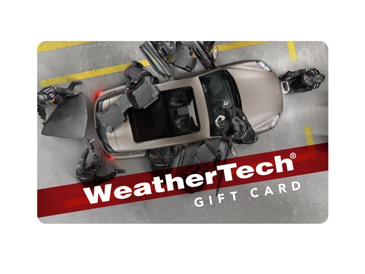 2016 Nissan Pathfinder | Gift Card For WeatherTech Products ...