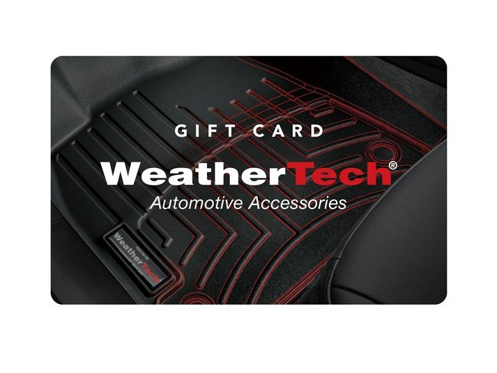 2016 Honda Accord | Gift Card For WeatherTech Products ...