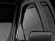 Side Window Deflector on a Ford F-150 BY WEATHERTECH