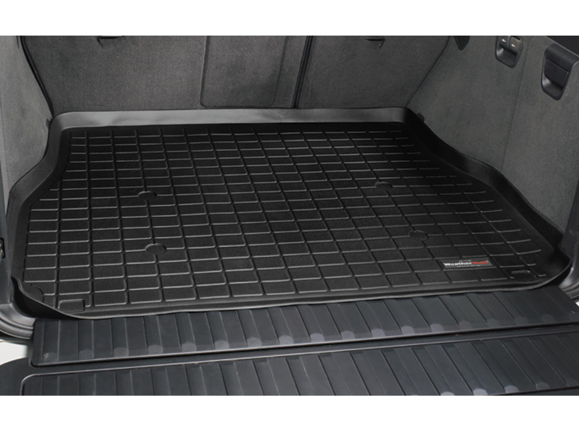 BMW X5 2013>2017 Vasca proteggi baule bagagliaio grigio *248*