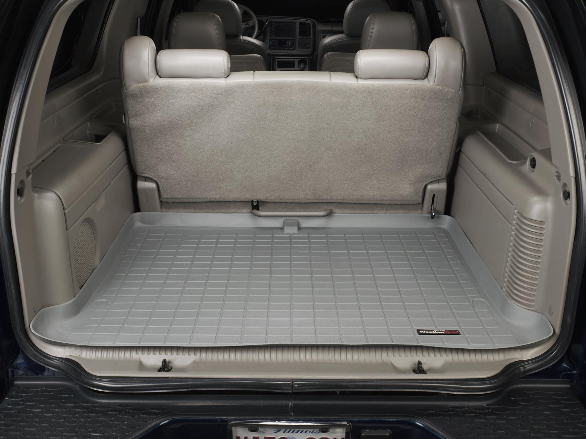 Cadillac Escalade ESV 2007>2014 Vasca baule bagagliaio nero *291*