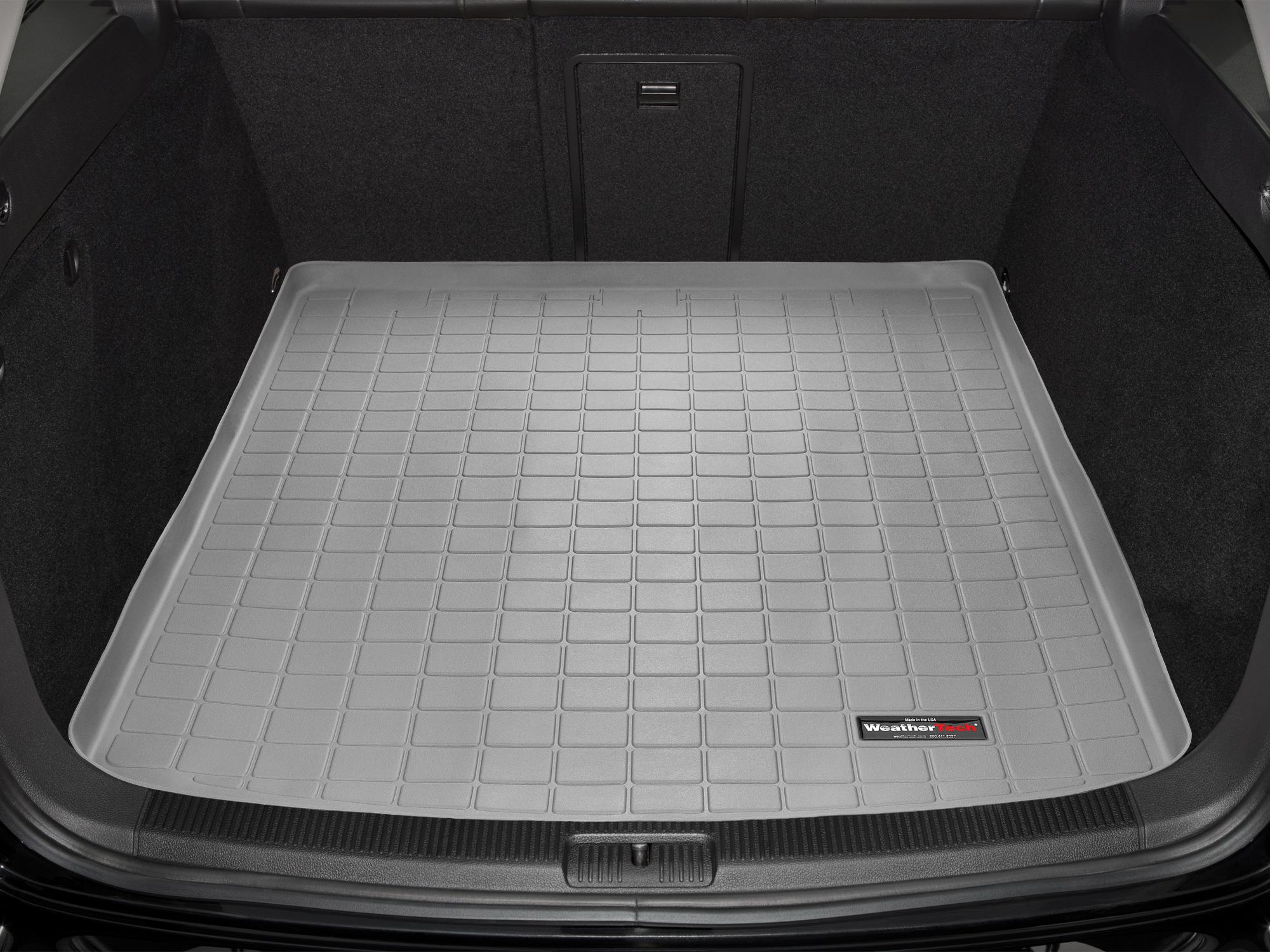 Volkswagen Jetta GLI 2005>2005 Vasca baule tappeto bagagliaio nero *1387