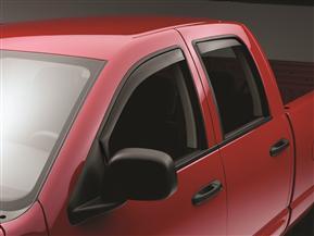 Side Window Deflectors - In-Window-Channel