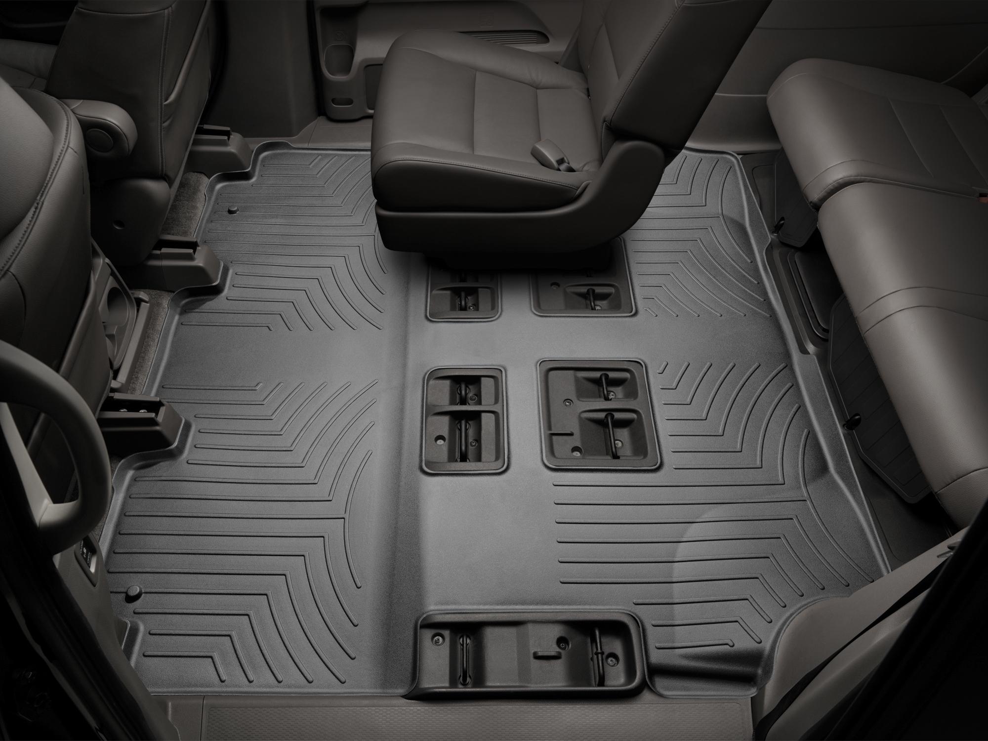 Rubber floor mats nissan xterra - 2007 Honda Odyssey Floor Mats Matttroy