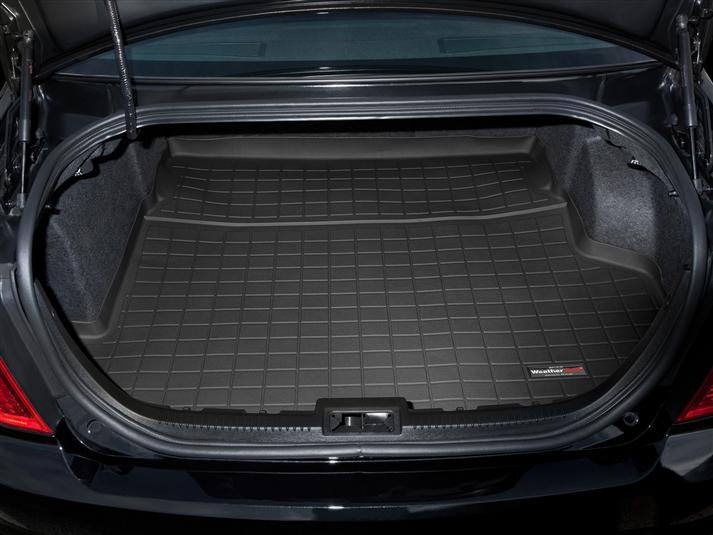 2012 Ford Fusion | Cargo Mat and Trunk Liner for Cars SUVs and Minivans | WeatherTech.com & 2012 Ford Fusion | Cargo Mat and Trunk Liner for Cars SUVs and ... markmcfarlin.com