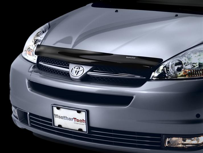 Toyota Sienna Bug Deflector And Guard For Truck SUV And Car - 2006 sienna