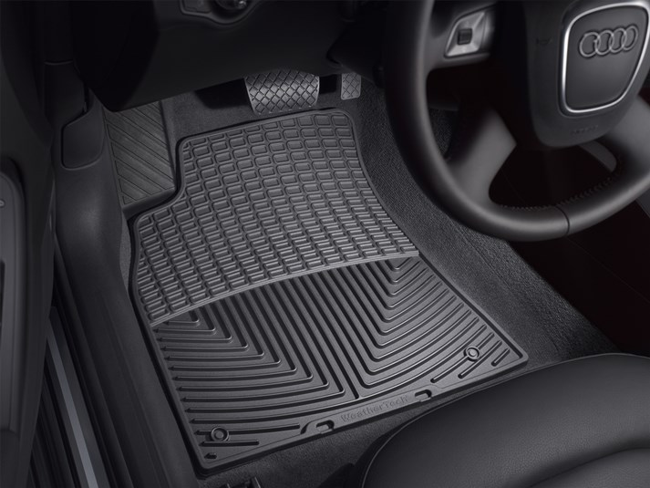Audi A AllWeather Car Mats All Season Flexible Rubber - Audi a4 car mats