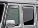 Side Window Deflector on a BMW G Class BY WEATHERTECH