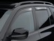 Side Window Deflector on a BMW X3 BY WEATHERTECH