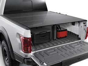 AlloyCover Hard Tri-Fold Pickup Truck Bed Cover