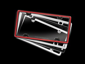 License Plate Frames