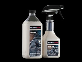 TechCare<sup>®</sup> QuikTech™ Detailer with Carnauba Wax