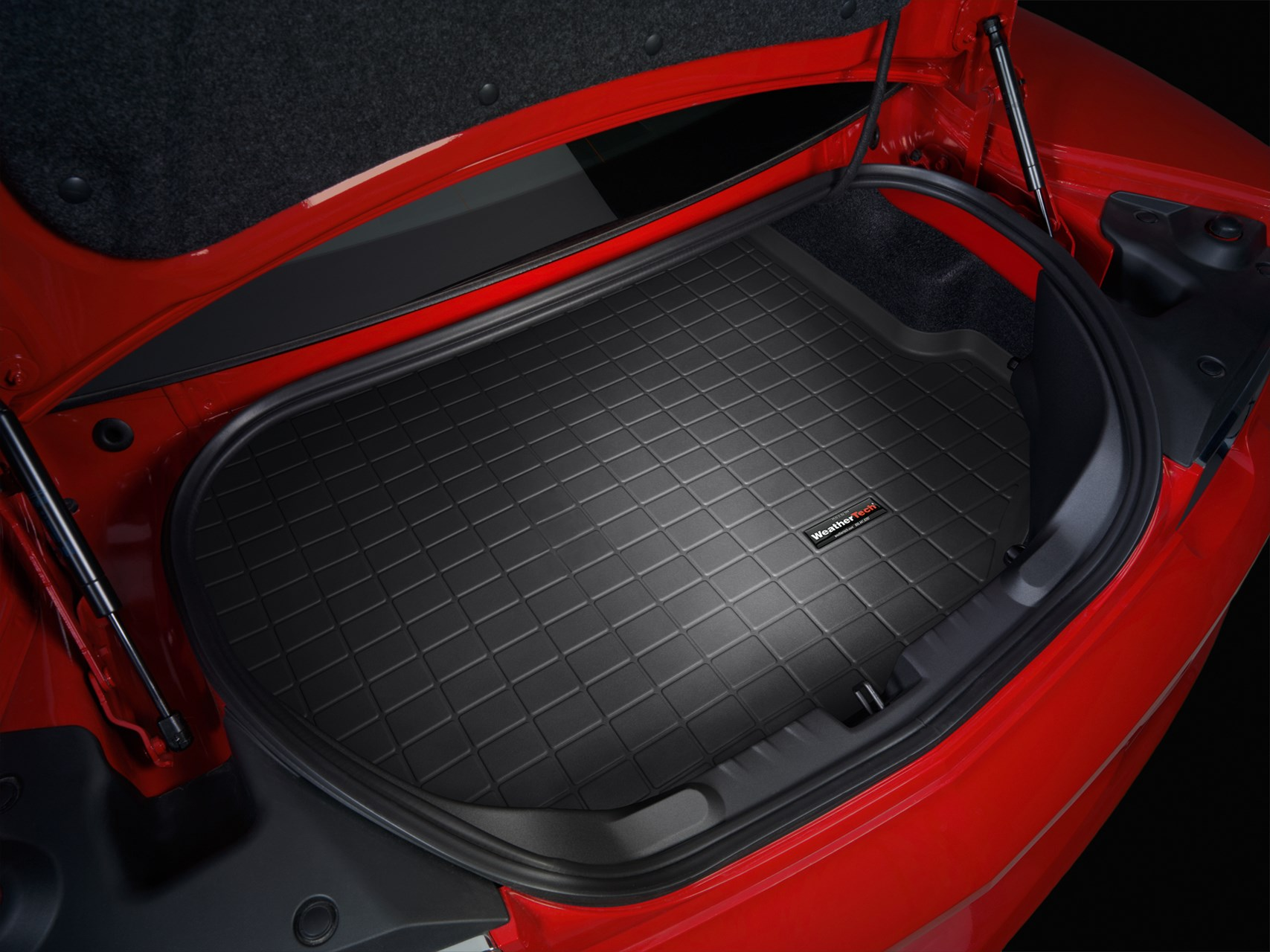 Weathertech mats for 2013 toyota highlander - 2003 Toyota 4runner Cargo Mat And Trunk Liner For Cars Suvs And Minivans Weathertech Com