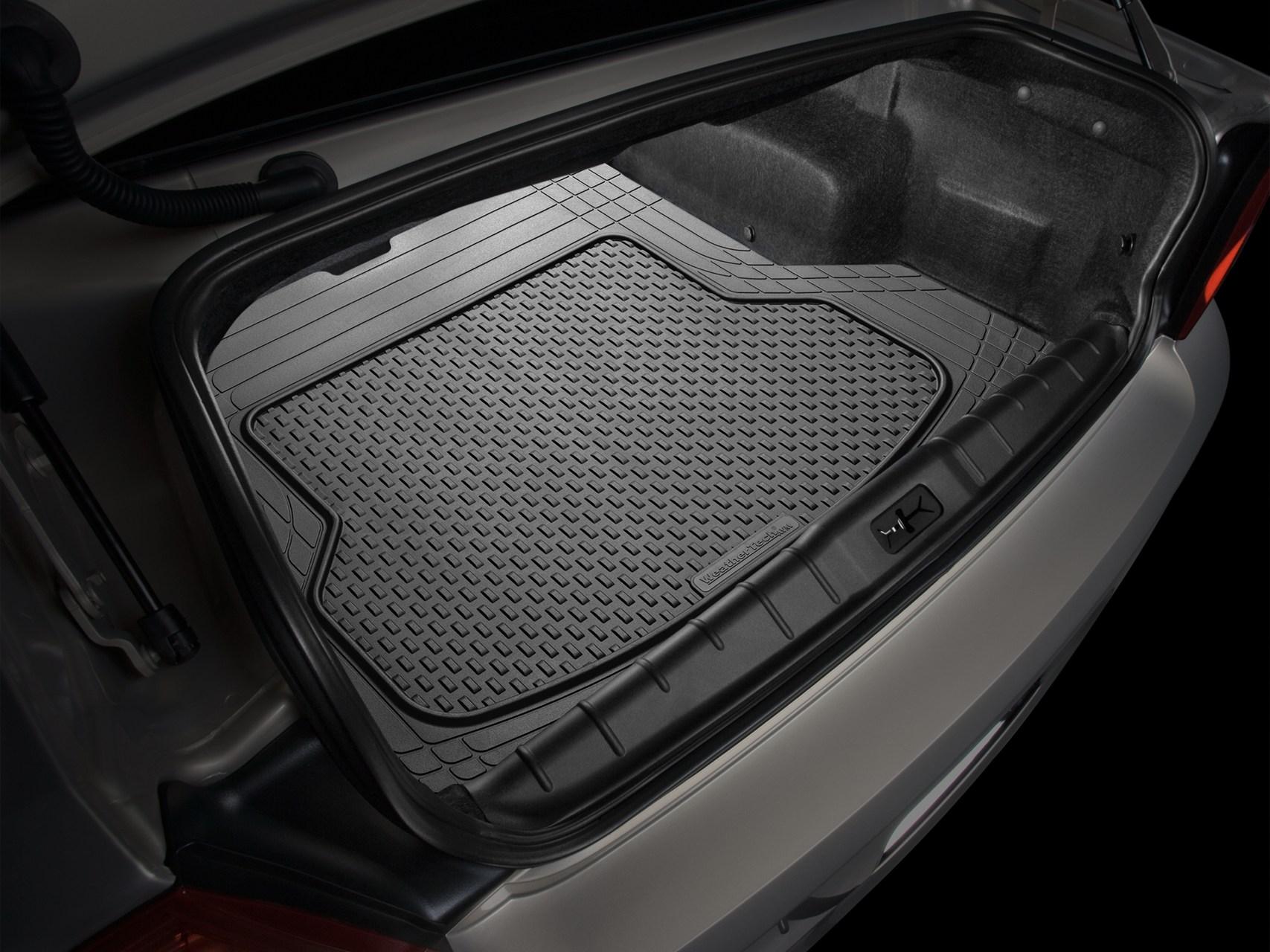 Weathertech floor mats peterbilt - Universal Cargo Mat And Trunk Mat For Cars Suvs And Minivans Weathertech Com