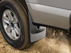 Dirt_F150_rear_mudflap2 BY WEATHERTECH