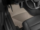 All weather car mats tan front row BY WEATHERTECH