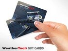 WeatherTech Gift Cards BY WEATHERTECH