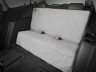 seat protector 3rd row grey BY WEATHERTECH