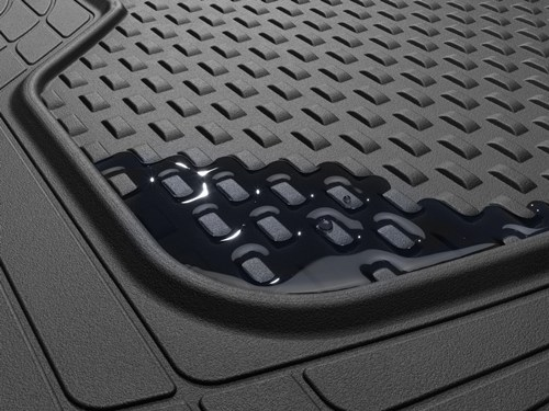 Water on AVM Universal Cargo Mat