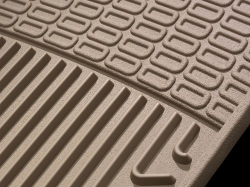 All Weather Floor Mat ribbed design
