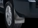 MudFlaps on a 2008 Chevy Tahoe BY WEATHERTECH